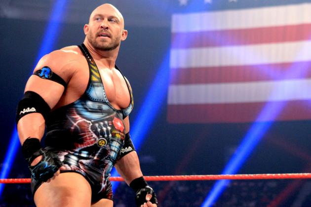 Ryback's WWE Career Should Not Be Compared to That of Bill Goldberg