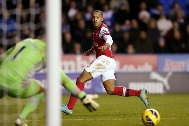 Why Theo Walcott and Olivier Giroud Are Indispensable to Arsenal