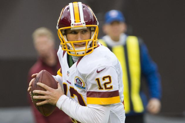 Embrace Redskins' Kirk Cousins, but Don't Ignore Any Offers