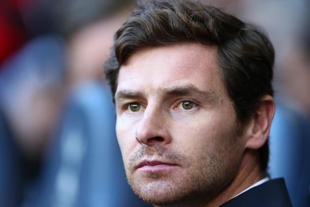 Tottenham Manager Andre Villas-Boas Holds Inquest with Defenders
