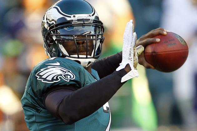 Michael Vick Still Wants to Start, Might Wait out for Chip Kelly