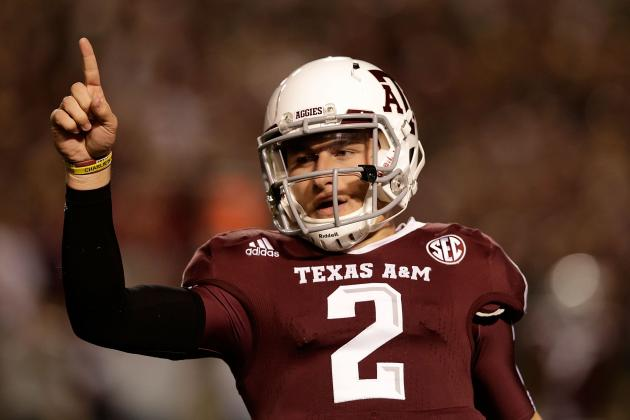 SEC Football Q&A: What Are the Realistic Expectations for Texas A&M in 2013?
