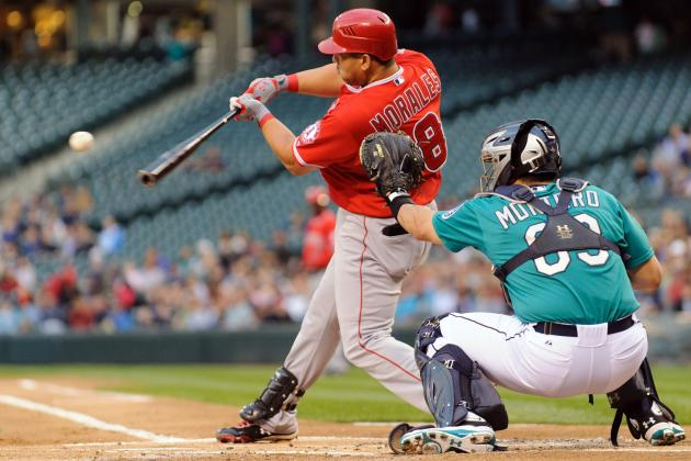 Kendrys Morales vs. Jason Vargas: Did Angels or Mariners Get Most Value in Trade