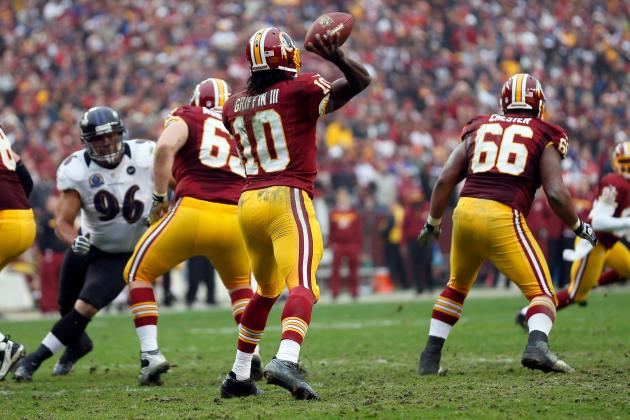 Washington Redskins: Stats That Matter Headed into Week 16