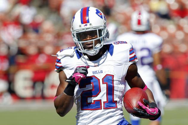 Leodis McKelvin Placed on IR, LB Kirk Morrison Returns to Bills