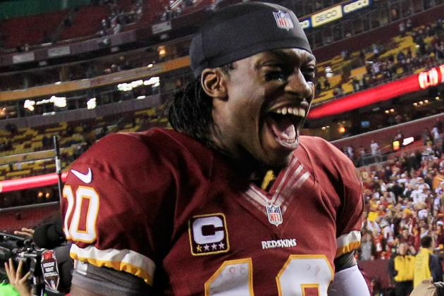 Redskins Absolutely Must Start RG3 to Guarantee NFC East Title