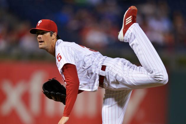 Cole Hamels Says Pitching Opening Day Would Be the 'Ultimate Honor'