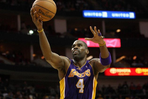 Antawn Jamison Confused About Role with Lakers