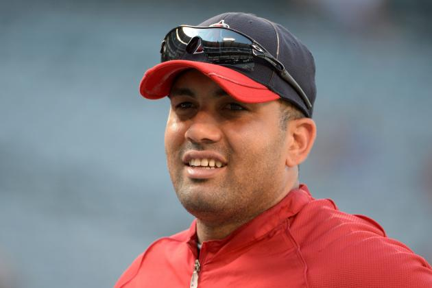Kendrys Morales Says He's '100 Percent Ready to Play Every Day' at First Base