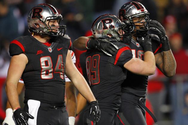 Rutgers Is More Formidable Now Than During Tech's Big East Days