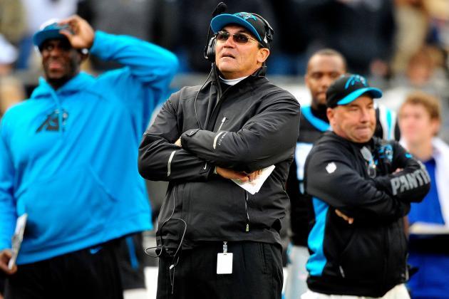 Carolina Panthers Progress Report: Rivera Must Go for Rebuilding Effort to Soar