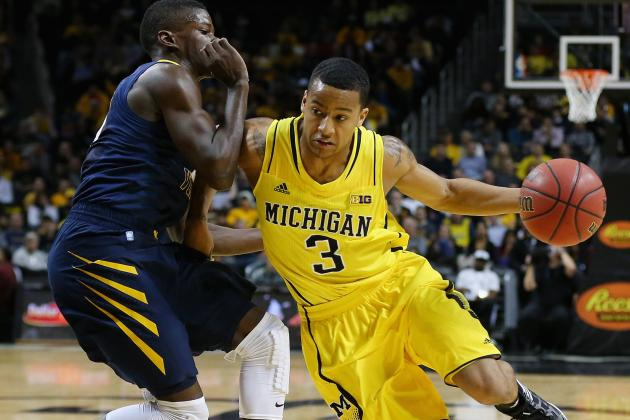 Burke's Disdain for Losing Is Fueling No. 2 Michigan
