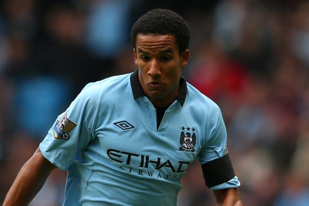 Scott Sinclair Happy to Be Patient at Manchester City