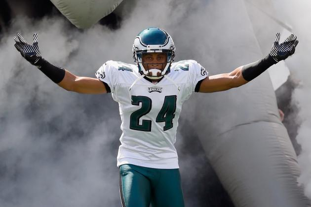Asomugha: 'I Wouldn't Want to Be Anywhere Else'