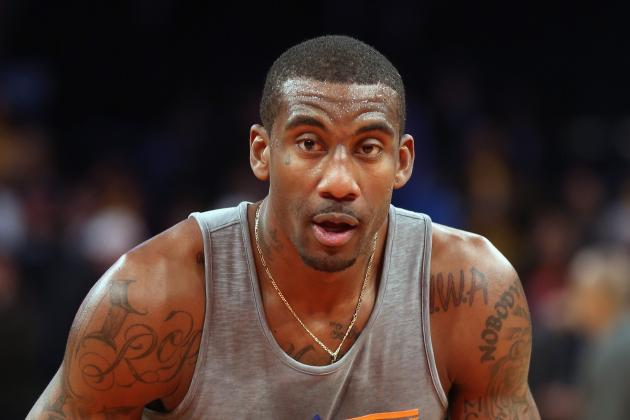 Amar'e Stoudemire to Scrimmage with D-League Again
