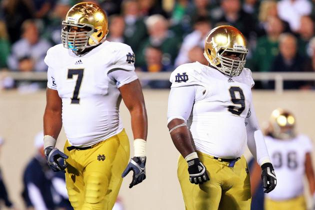 Notre Dame's DL vs. Alabama's OL Is Single Most Important Matchup of BCS Title