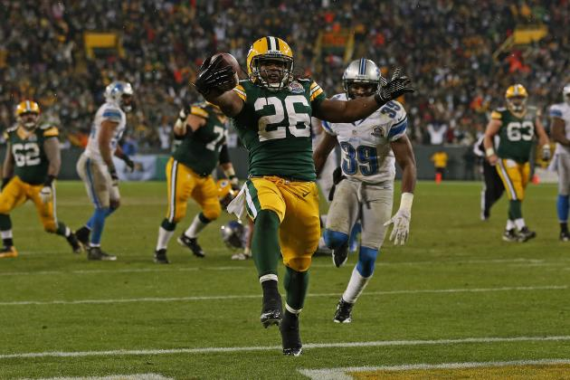 Green Bay Packers:  Improved Running Game Makes Super Bowl Run Possible