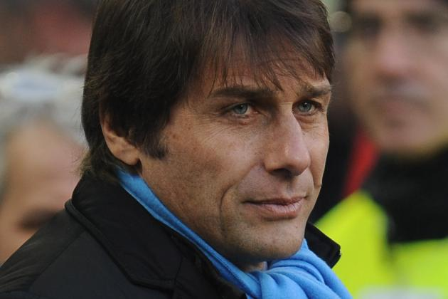 Conte Gives Celtic 'greatest Respect'