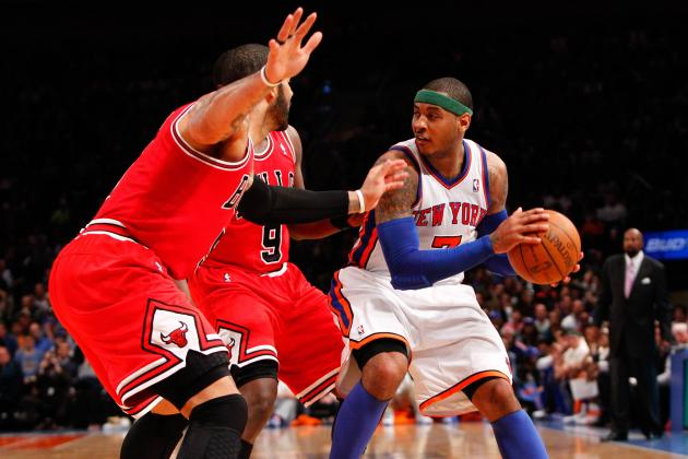 Chicago Bulls vs. New York Knicks: Preview, Analysis, and Predictions
