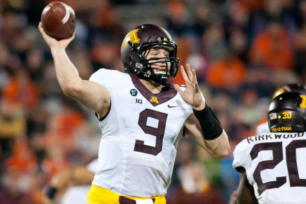 No Guarantees for Gophers' Nelson in 2013