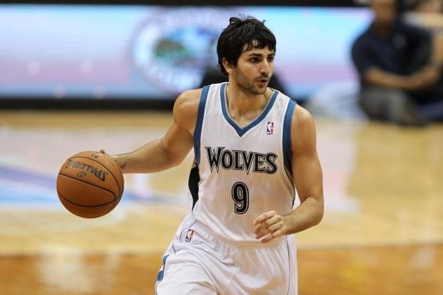 NBA Futures: How  Ricky Rubio Will Redefine the Trigger-Happy Point Position