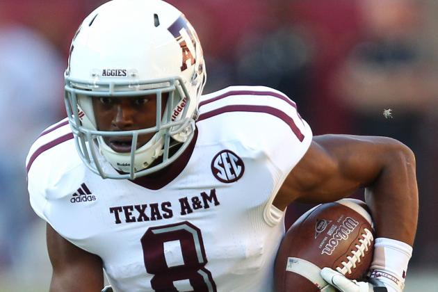 A&M Receiver Who Disappeared Leaving School