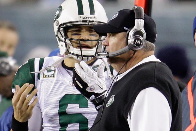 Rex Ryan: Sanchez Trade Rumors 'didn't Come from Me'