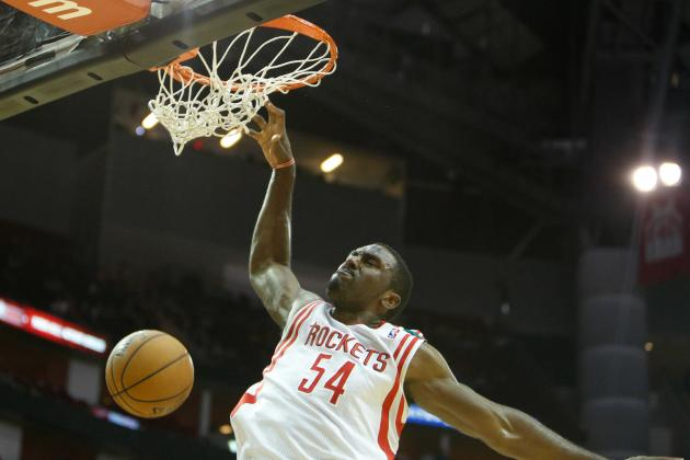 Houston Rockets: Patrick Patterson out Indefinitely