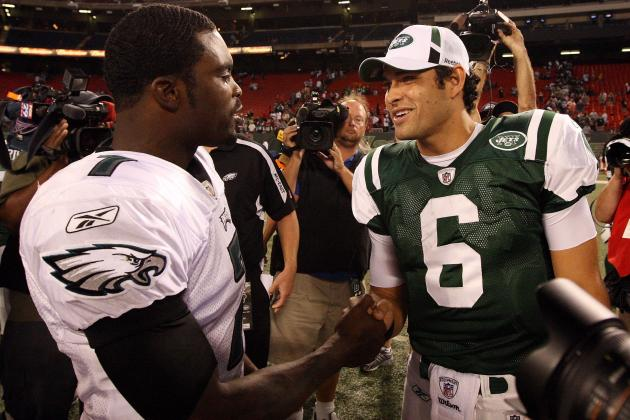 Michael Vick Should Want No Part of New York Jets Trainwreck