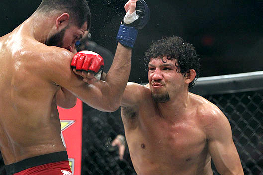 Melendez: To Be Undoubtedly No. 1 Benson Still Has to Go Through Me