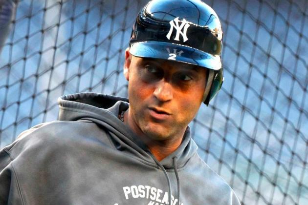Jeter Calls Mother of Newtown Victim