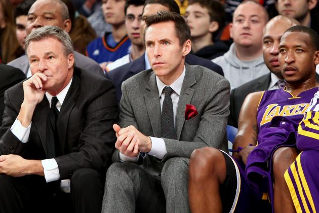 NBA News: Injury Reports Surrounding Steve Nash, Amar'e Stoudemire and More