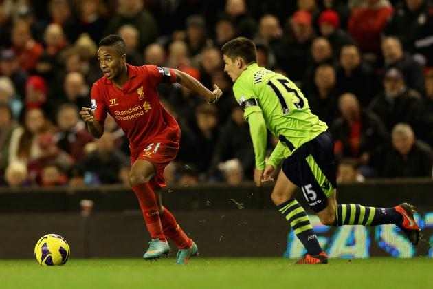 Raheem Sterling Poised to Sign New Liverpool Contract