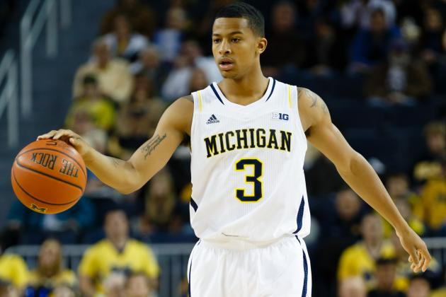 Trey Burke in the Early Hunt for National Player of the Year