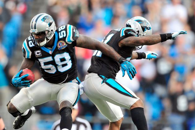 Panthers Hope to Start Their Holiday Early