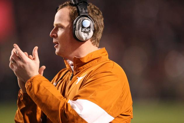 Texas Shuffles Coaching Staff to Prepare for the Beavers