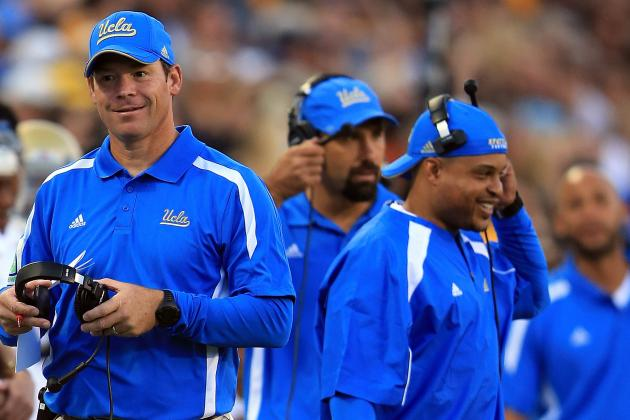 As Football Assistants Salaries Skyrocket, UCLAs Remain Slightly Above Average
