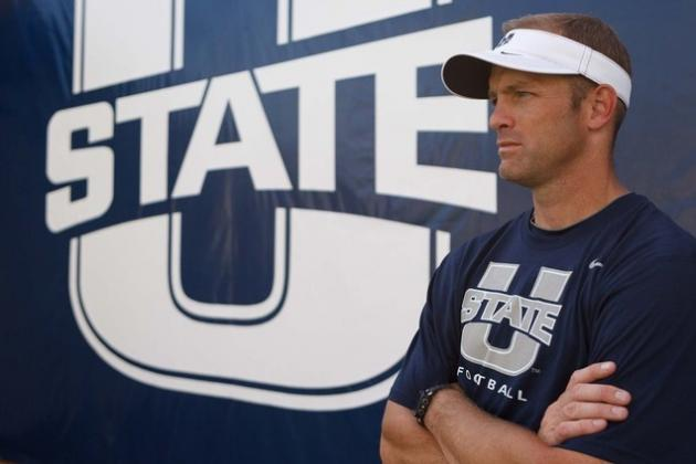 Utah State Football: Aggies Name Matt Wells as New Coach