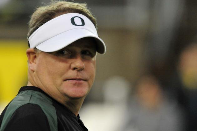 Report: Oregon, NCAA Reach Impasse in Investigation