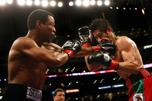 Shane Mosley: Why Sugar's Potential Comeback Will Damage His Legacy