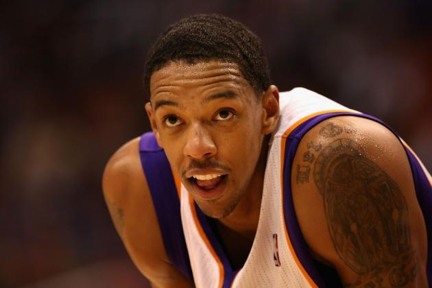 Suns' Channing Frye Promises a Return, Next Season