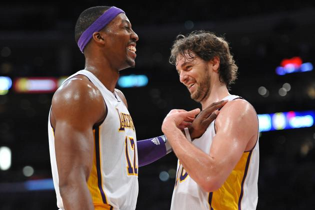 LA Lakers Should Follow Memphis Grizzlies' Blueprint for Dwight Howard-Pau Gasol