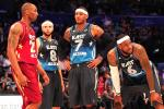 NBA Shakes Up All-Star Weekend