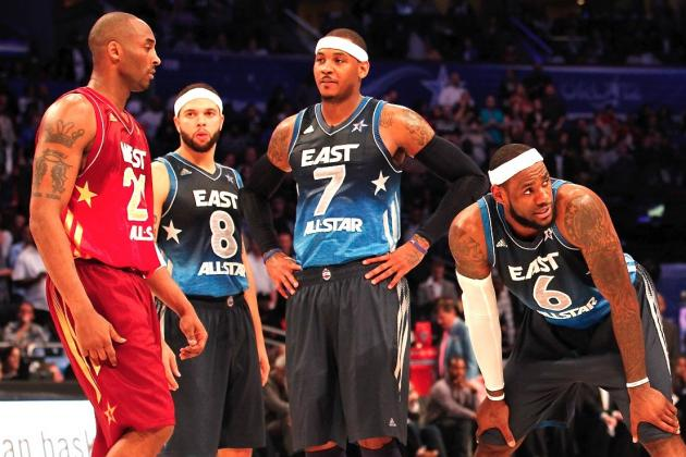 NBA to Introduce All-Star Saturday Night Champion at 2013 All-Star Weekend