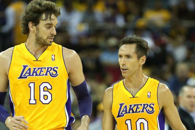 Lakers Rumors: Latest on Pau Gasol, Return of Steve Nash and More LA Buzz