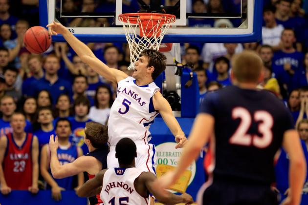 KU Notebook | Withey Passes Pollard