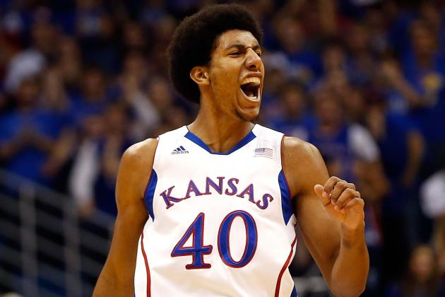 Family Follows KU Forward Kevin Young to Town