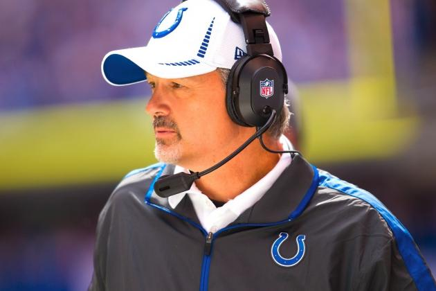 Colts Head Coach Chuck Pagano Will Reportedly Return to Team on Christmas Eve