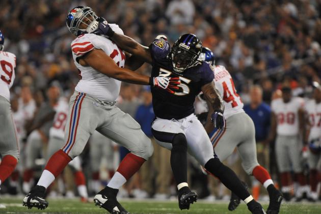 New York Giants vs. Baltimore Ravens: Bold Predictions and Analysis