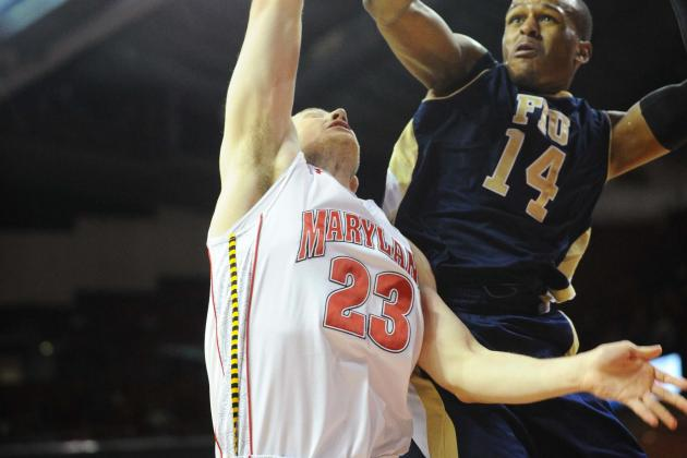 Maryland Loses Reserve John Auslander for the Season to Injury
